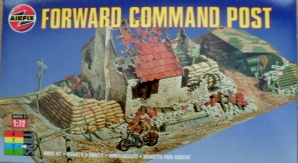 03381 FORWARD COMMAND POST