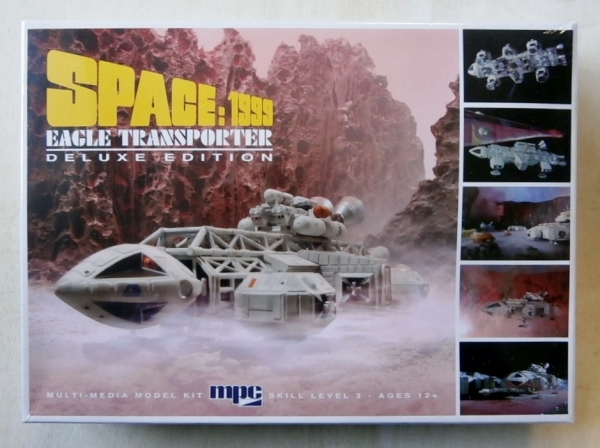816 SPACE 1999 EAGLE TRANSPORTER DELUXE EDITION