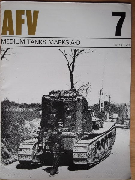 07. MEDIUM TANKS MARKS A-D