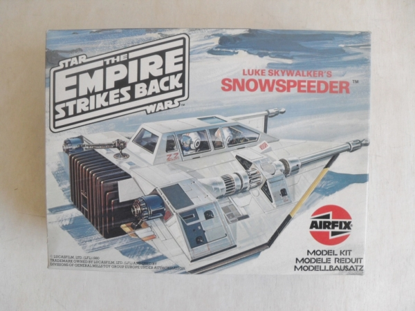 10172 LUKE SKYWALKERS SNOWSPEEDER
