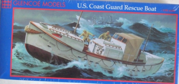 05301 COAST GUARD RESCUE BOAT
