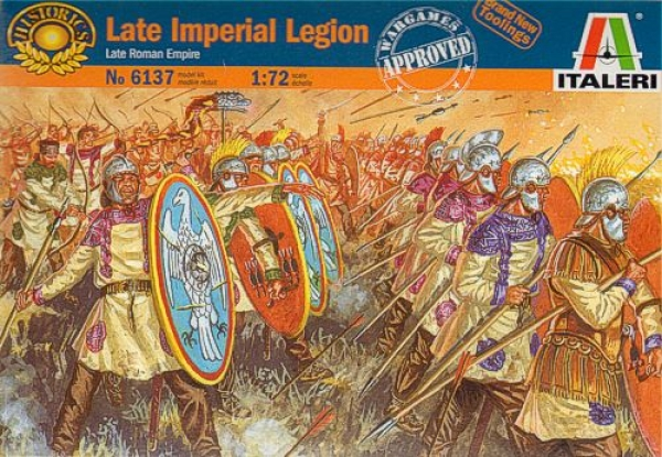 6137 LATE IMPERIAL LEGION ROMAN EMPIRE
