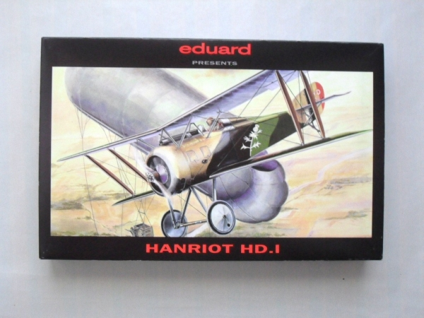 8018 HANRIOT HD.1