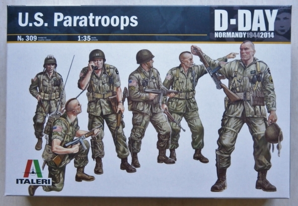 309 US PARATROOPS