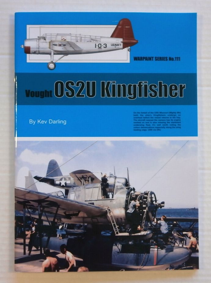 111. VOUGHT 0S2U KINGFISHER