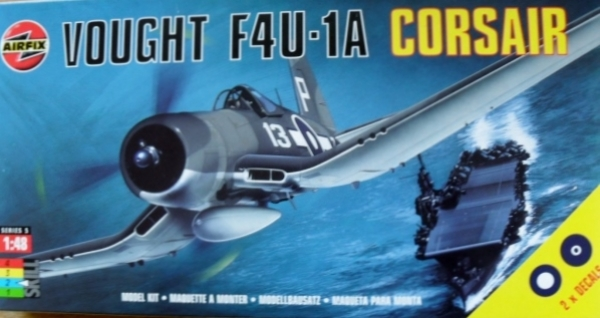 05106 VOUGHT F4U-1A CORSAIR