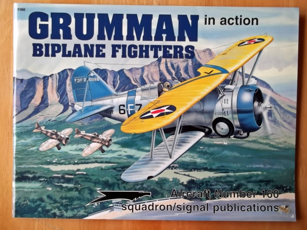 1160. GRUMMAN BIPLANE FIGHTERS
