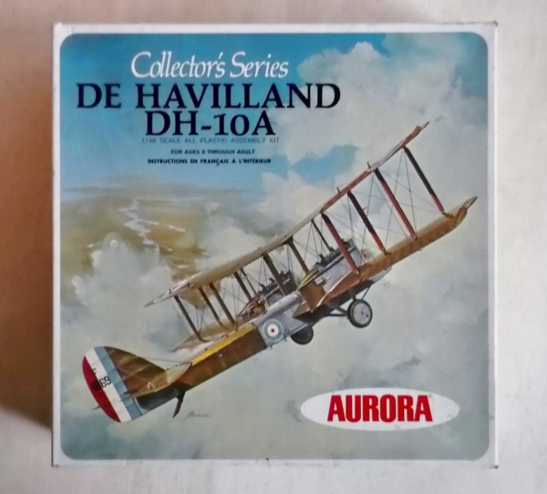 1125 DE HAVILLAND DH-10A