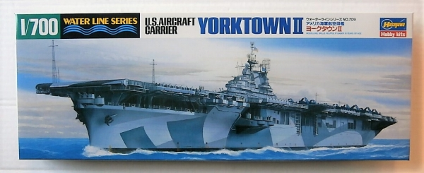 709 YORKTOWN II U.S.AIRCRAFT CARRIER