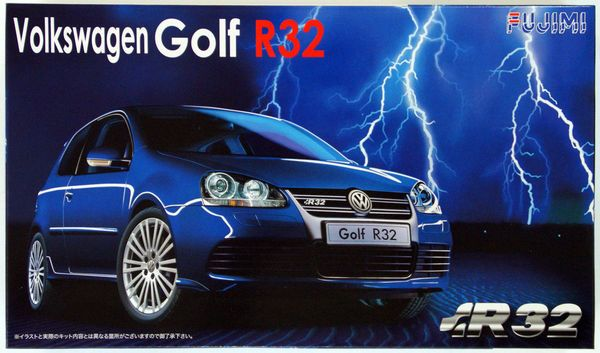 123288 VOLKSWAGEN GOLF R32