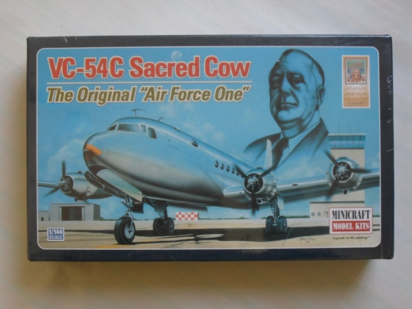 14497 VC-54C SACRED COW