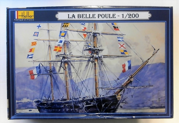 80838 LA BELLE POULE  UK SALE ONLY
