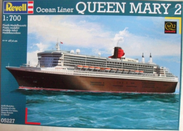 05227 QUEEN MARY 2