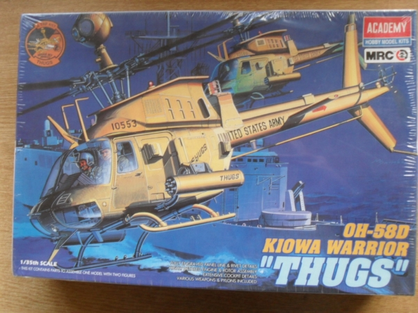 2197 OH-58D KIOWA WARRIOR THUGS