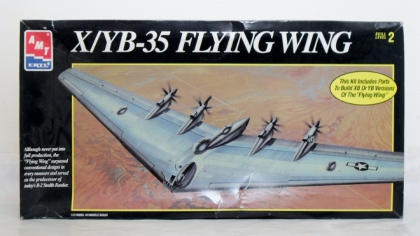 8615 X/YB-35 FLYING WING  UK SALE ONLY