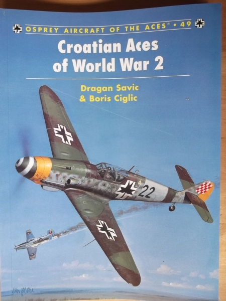 049. CROATIAN ACES OF WORLD WAR 2
