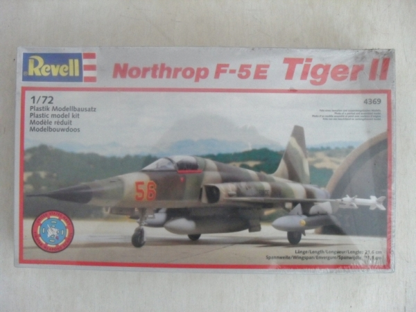 4369 NORTHROP F-5E TIGER II