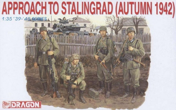 6122 APPROACH TO STALINGRAD AUTUMN 1942