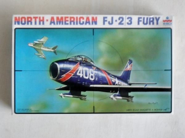 4042 NORTH AMERICAN FURY FJ-2/3