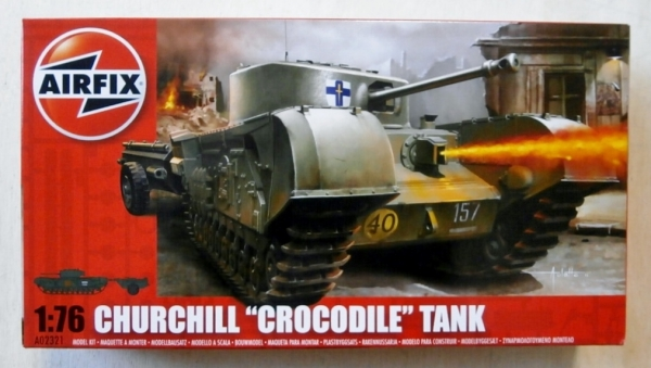 02321 CHURCHILL CROCODILE