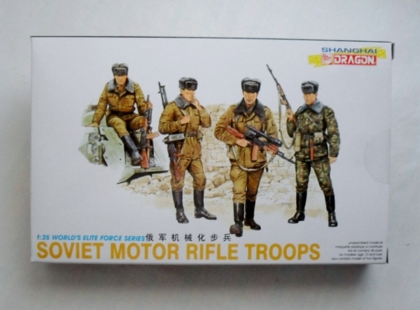 3008 SOVIET MOTOR RIFLE TROOPS