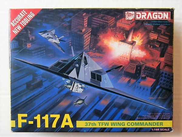 9904 F-117A 37th TFW WING COMMANDER