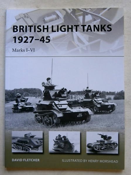 217. BRITISH LIGHT TANKS 1927-45