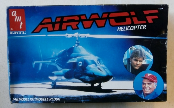 6680 AIRWOLF HELICOPTER