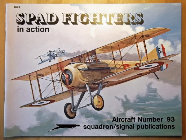 1093. SPAD FIGHTERS