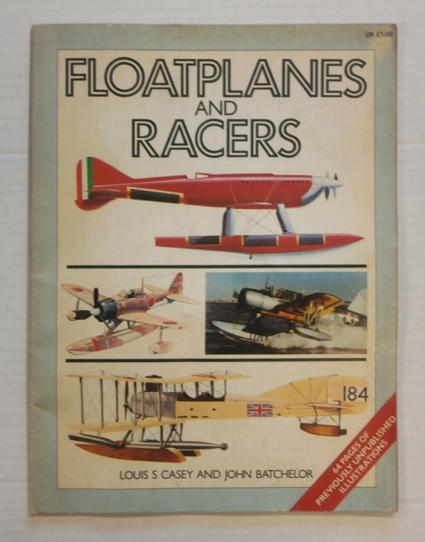 ZB709 FLOATPLANES AND RACERS