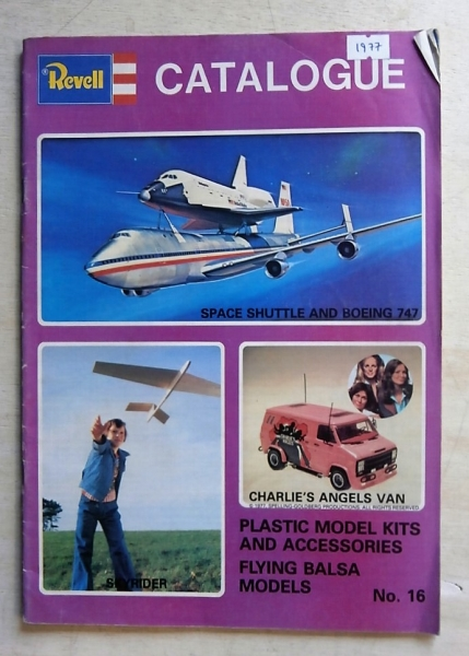 REVELL No.16  1977