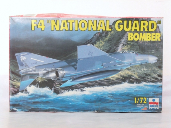 9085 F-4 NATIONAL GUARD BOMBER