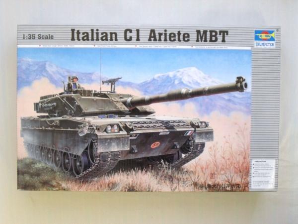 Trumpeter 00332 1//35 Italian C1 Ariete