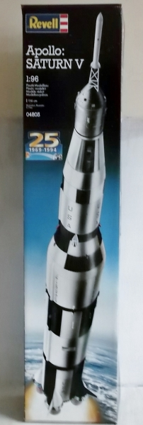 04805 SATURN V  UK SALE ONLY