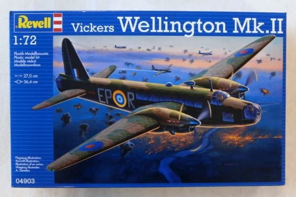 04903 VICKERS WELLINGTON Mk.II