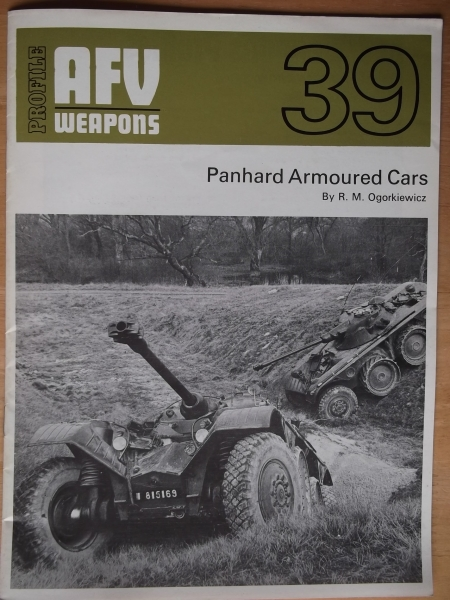 39. PANHARD ARMOURED CARS