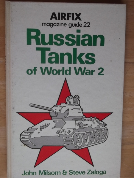 22. RUSSIAN TANKS OF WWII