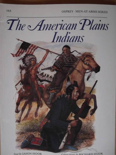 163. THE AMERICAN PLAINS INDIANS