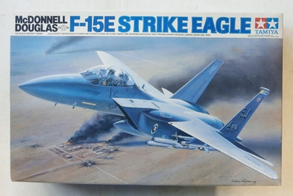 60302 McDONNELL DOUGLAS F-15E STRIKE EAGLE  UK SALE ONLY