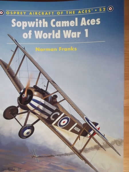 052. SOPWITH CAMEL ACES OF WORLD WAR 1
