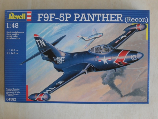 04582 F9F-5P PANTHER RECON