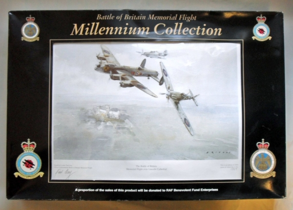 MILLENNIUM COLLECTION BATTLE OF BRITAIN GIFT SET