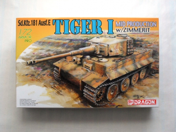 7251 TIGER I MID PRODUCTION