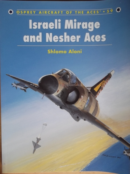 059. ISRAELI MIRAGE   NESHER ACES