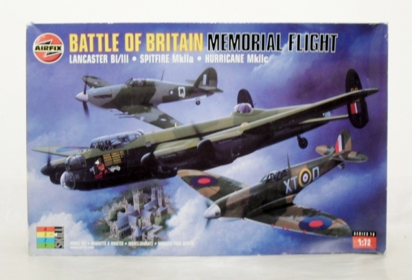 10999 BATTLE OF BRITAIN MEMORIAL FLIGHT 50th ANNIVERSARY