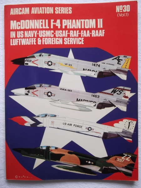 30. McDONNELL F-4 PHANTOM II Vol.1