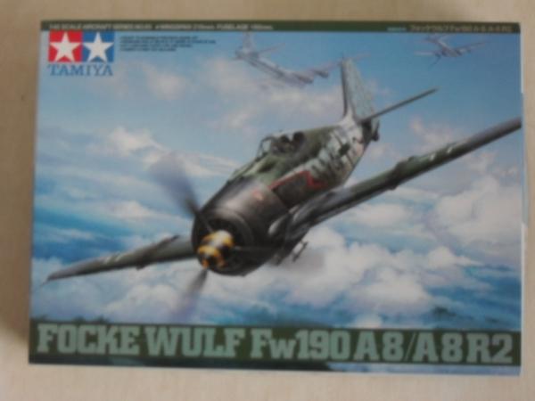 Thumbnail 61095 FOCKE WULF Fw 190 A 8 R2