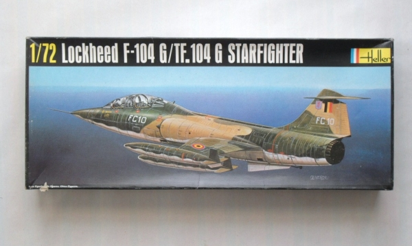 273 LOCKHEED F-104G/TF-104G STARFIGHTER