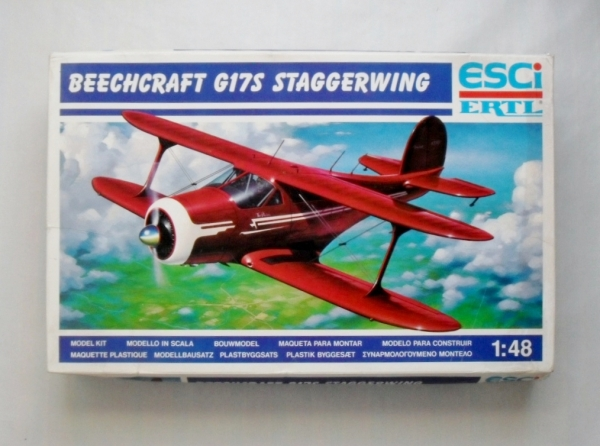 4103 BEECHCRAFT STAGGERWING G17S