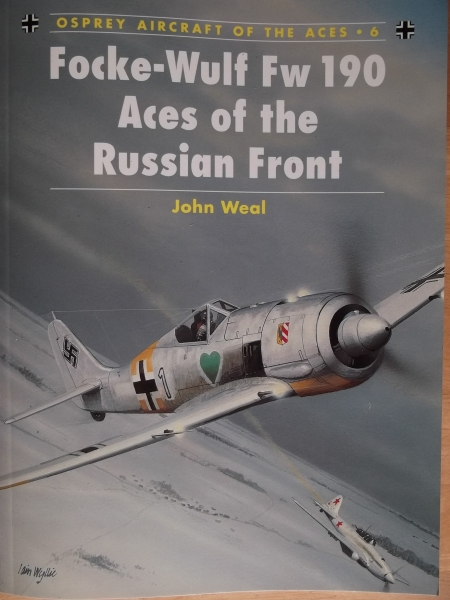006. FOCKE-WULF Fw 190 ACES OF THE RUSSIAN FRONT